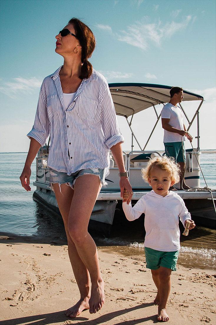 Noosa boat hire
