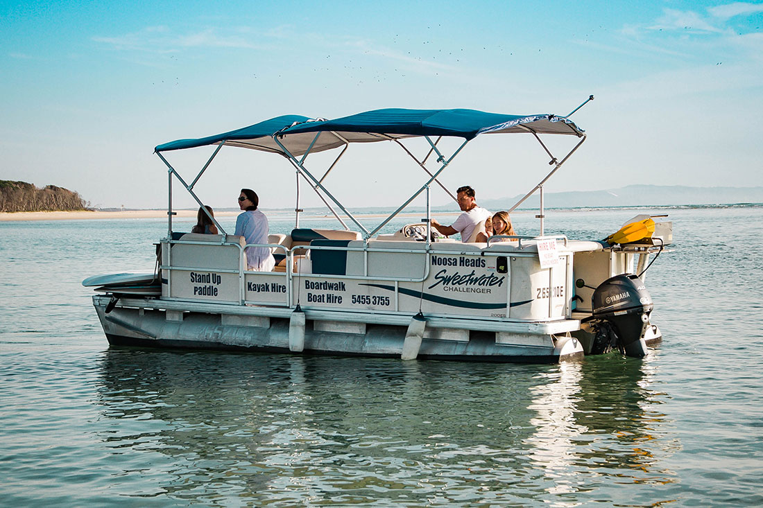 "Luxury ""Sweetwater"" Pontoon"