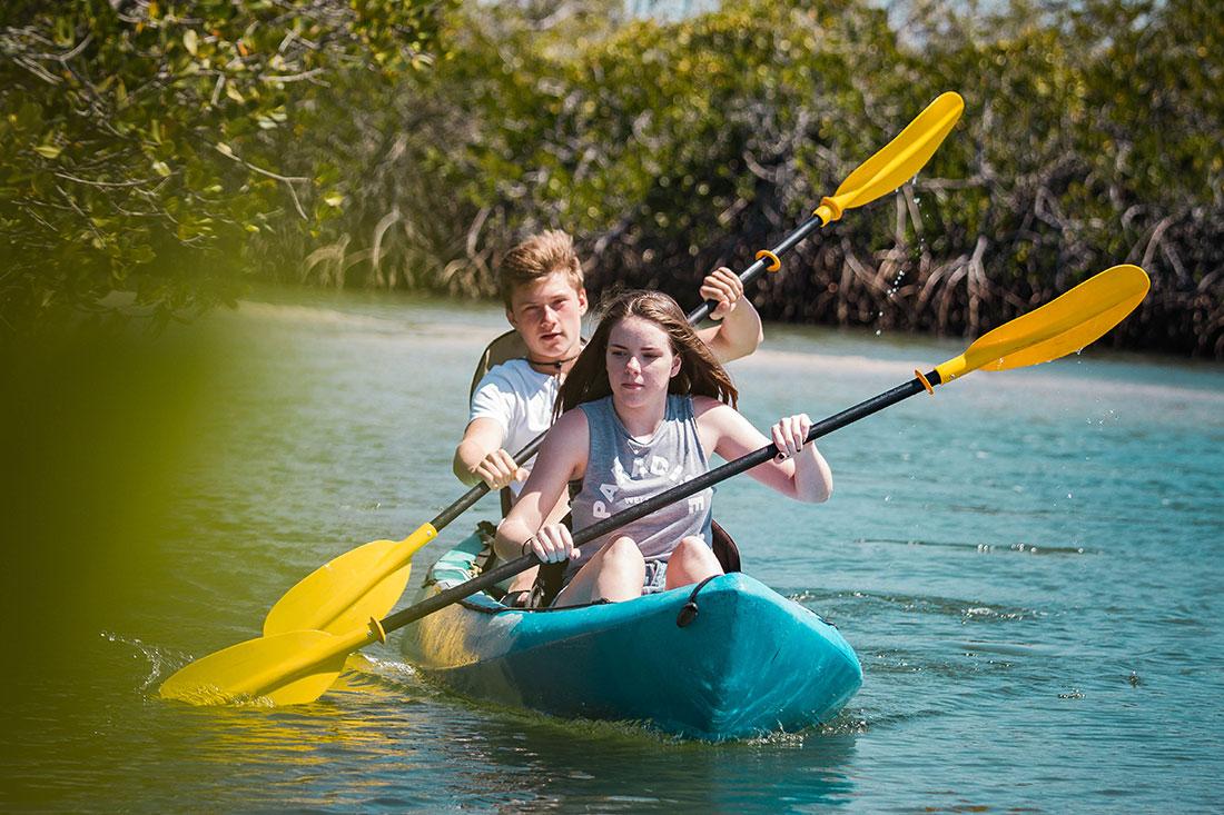 Double Ocean Kayak