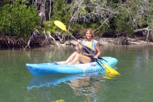 Single Ocean Kayak