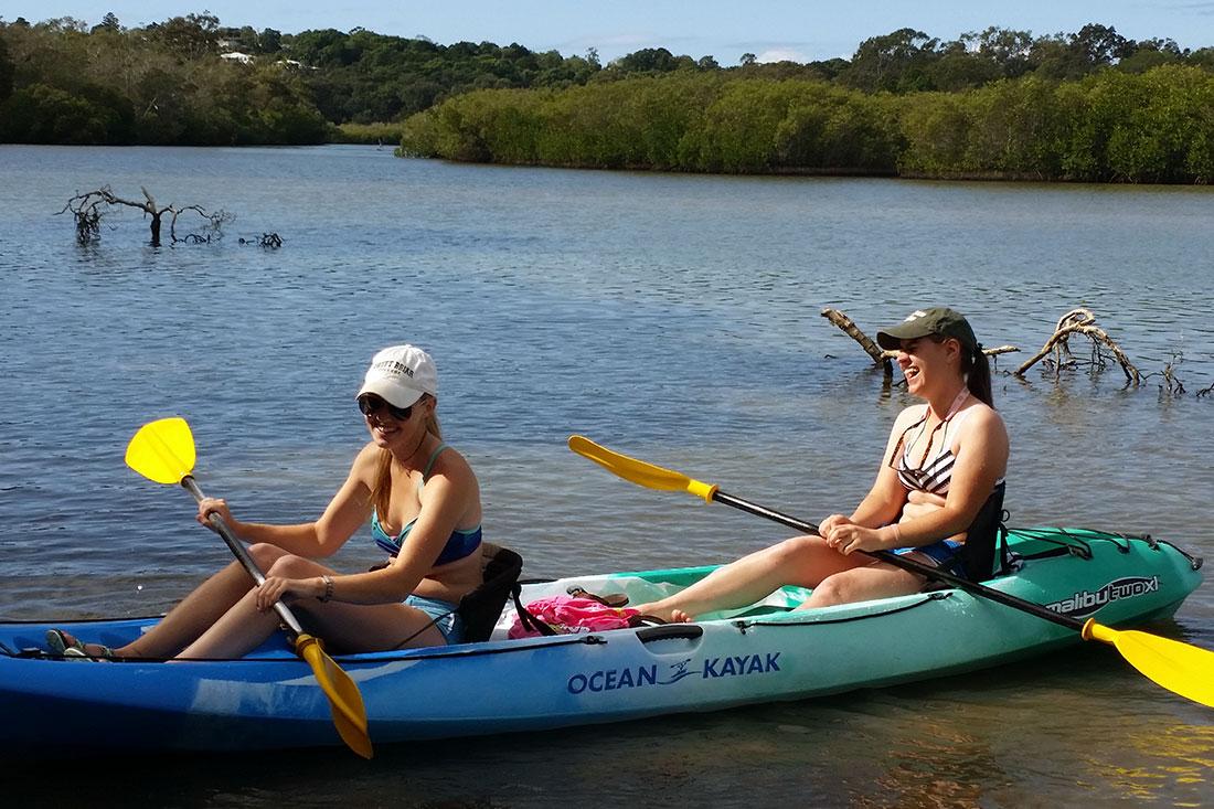 Lake Weyba Tour